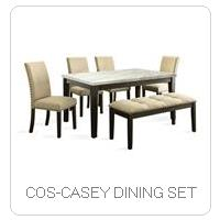 COS-CASEY DINING SET